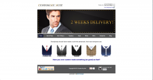 custommysuit1 300x157 Case Studies