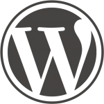 wordpress logo notext rgb 150x150 Services