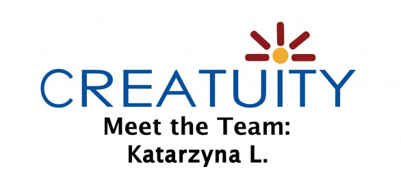 Meet the Team - Katarzyna L