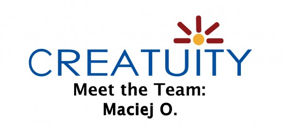 Meet the Team - Maciej O